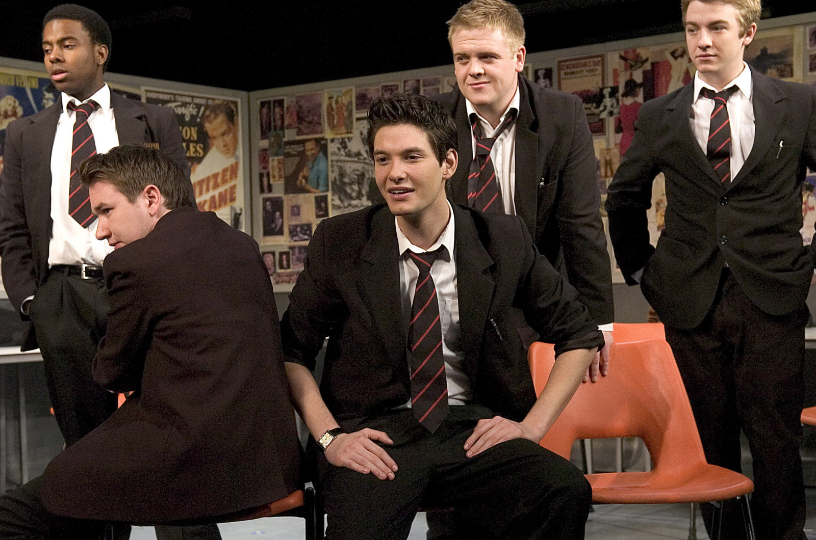 purpose of dakin in the history boys The history boys may please fans of the original legit production and the   eight boys — gay and jewish posner (samuel barnett), class stud dakin ( dominic  irwin's methods — relativist, goal- rather than truth-oriented.